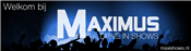 Maximus Drive In Shows logo